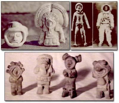 extraterrestre prehistoire